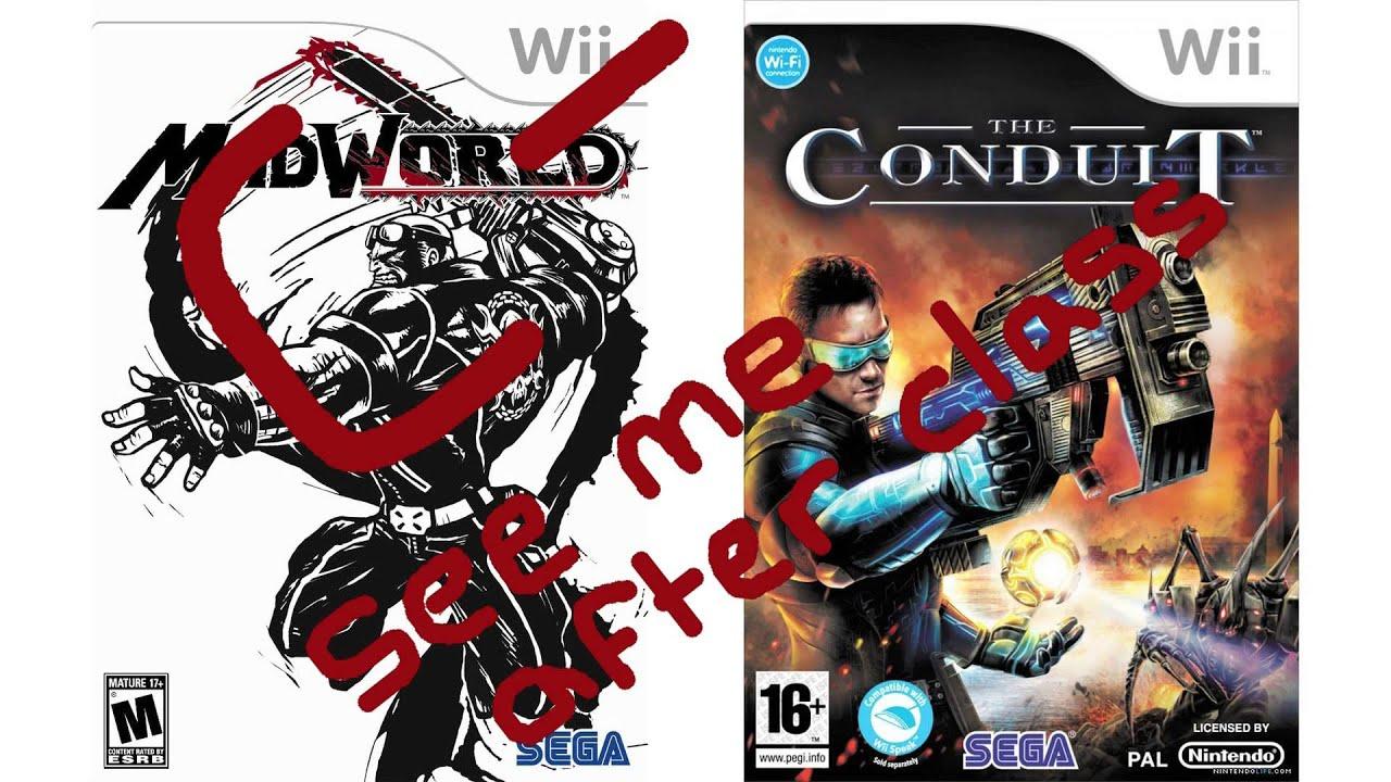 Terminator against Wii 96