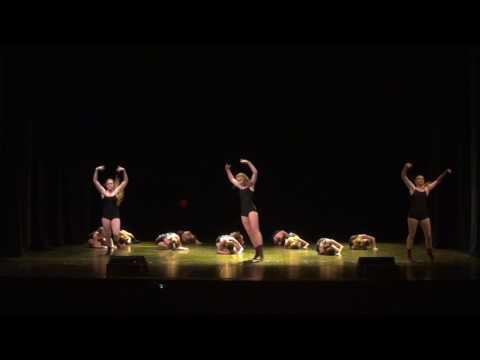 DanceAct Tantsustuudio - Lihtsalt ole selles hetkes | KK 2017 | Jazztants noored II  | Tallinn PR