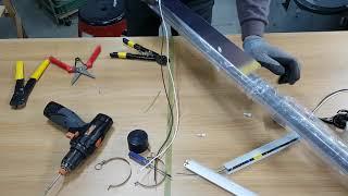 인오토 led조명기구 컨버터 교환