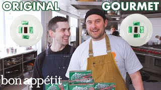 Pastry Chefs Attempt to Make Gourmet Andes Mints   Gourmet Makes   Bon Appétit