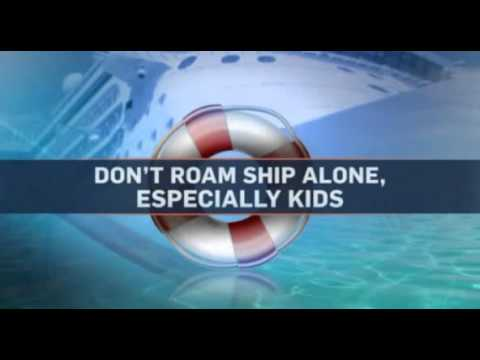 Safety Precautions You Must Take On Board Cruise Ships