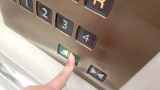 フジグラン緑井の東側エレベーターPart5-1(6号機)