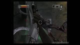 Darkwatch PlayStation 2 Gameplay