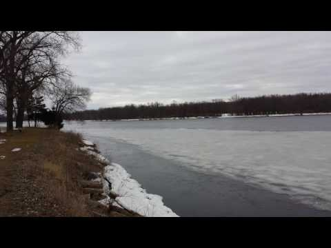 Wisconsin River spring is on the way. 2016