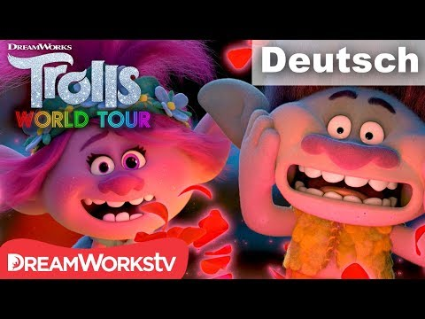 Trolls World Tour - Trailer deutsch/german HD