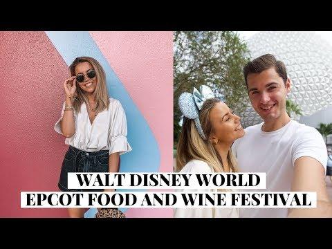 epcot-food-&-wine-festival-2019-|-walt-disney-world-vlogs-2019-*ad--gifted