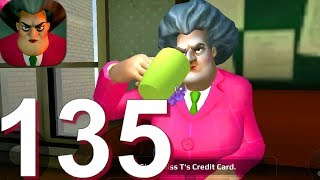 Scary Teacher 3D - Gameplay Walkthrough Part 135 Chapter 2 All New Levels (Android,iOS)