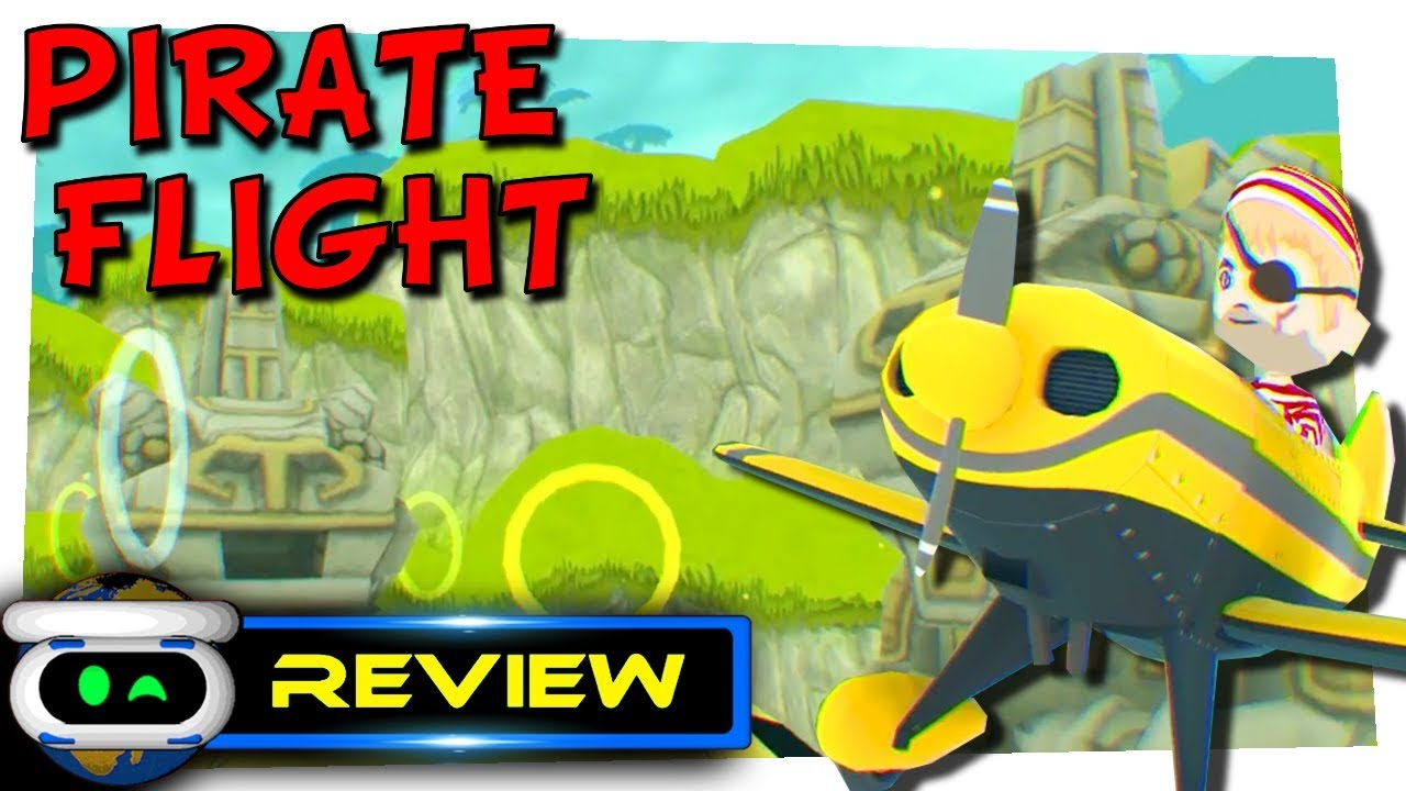 Pirate Flight PSVR Review