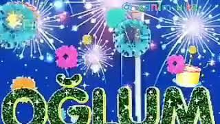 Ad Gunun Mubarek Canim Oglum Youtube