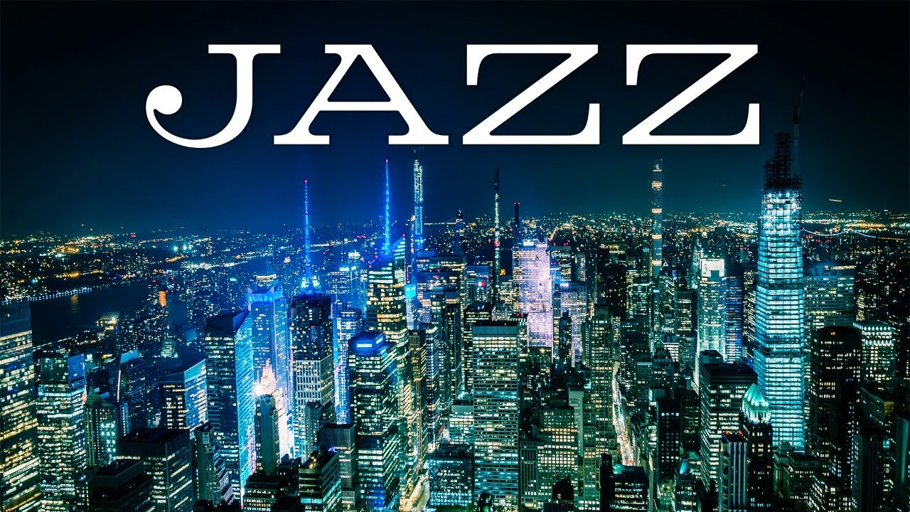 Night Traffic JAZZ - Smooth JAZZ for Evening Dinner - Chill Out Music