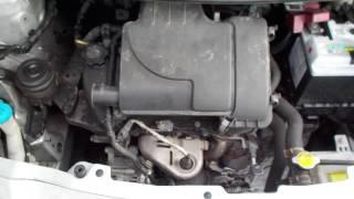 Двигатель Toyota для Yaris 2005-2011