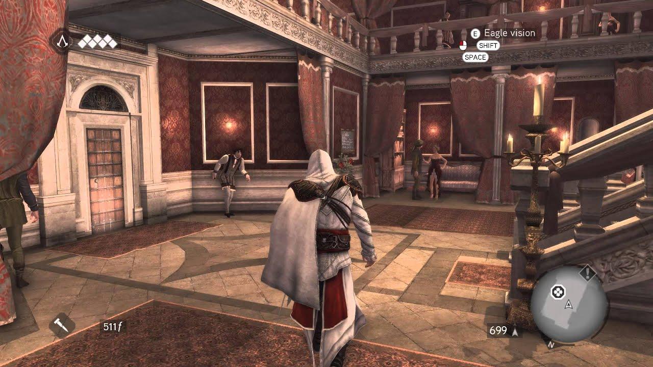 Assassin\'s Creed Brotherhood maison a prostituee - YouTube