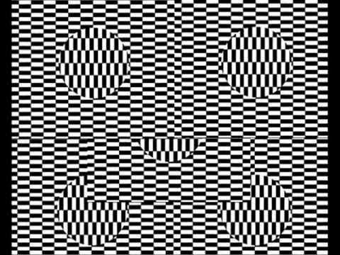Ilusion de cuadros de blanco y negro youtube - Cuadro blanco y negro ...