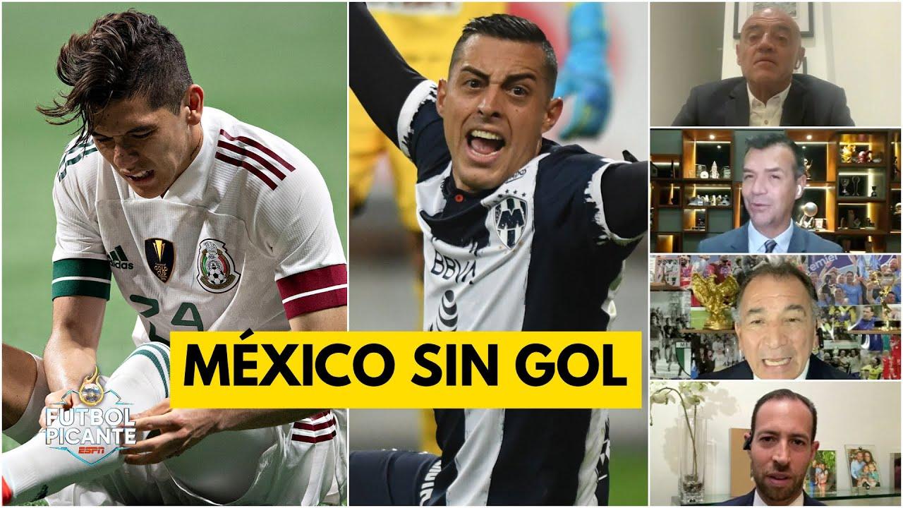 México SIN UN TIRO AL ARCO frente a Honduras, ¿es hora de que llegue Funes Mori? | Futbol Picante