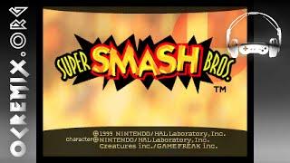 OC ReMix #2364: Super Smash Bros.