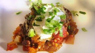 Pollo Mexicano - Spicy Mexican Chicken With Cheese Recipe