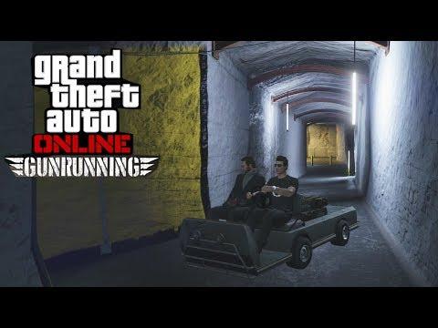 GTA 5 GUNRUNNING BUNKER DLC - ALL BUNKERS & VEHICLES Showcase (GTA 5 Online)