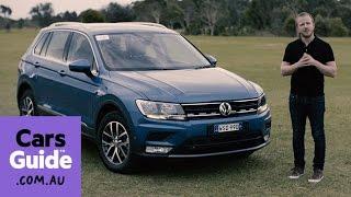 Volkswagen Tiguan 2017 review   first drive video
