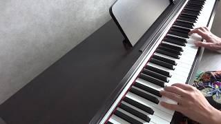 Con te partiro F. Sartori Кавер-версия для фортепиано