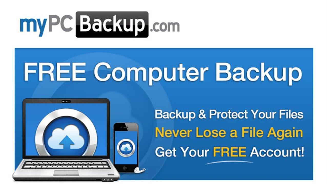 My PC Backup Software