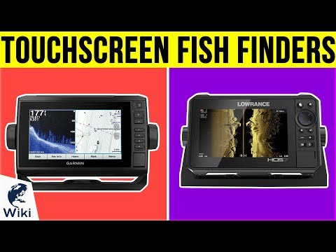8 Best Touchscreen Fish Finders 2019