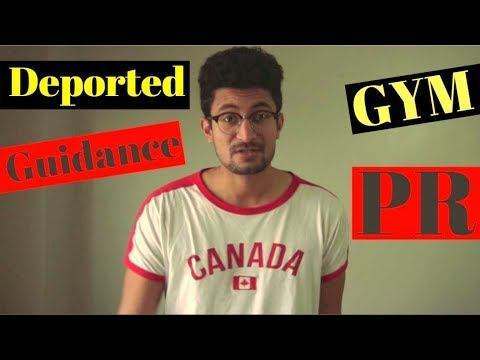 Deported from Canada | College and Work Life | Guidance for International Students