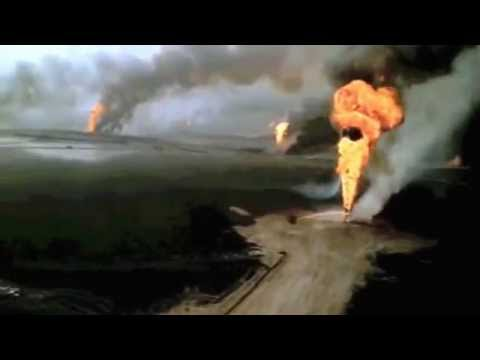 Flames of Kuwait - Gulf War 1990