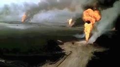 Flames of Kuwait - Gulf War 1990