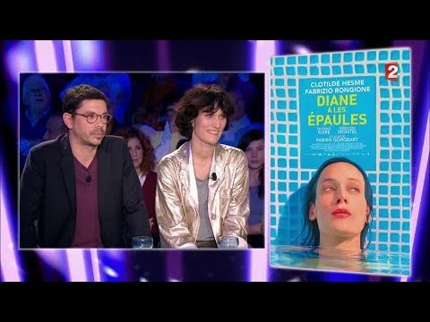 Clotilde Hesme et Fabien Gorgeart - On n'est pas couché 21 octobre 2017 #ONPC