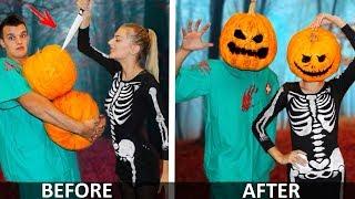 Simple Halloween Life Hacks! Cool Crafts Ideas DIY Hacks
