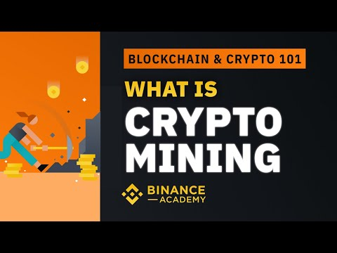 What Is Cryptocurrency Mining?|Explained For Beginners