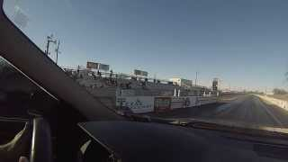 bmw 535i vs lexus gs 350 in 1 8 mile drag race