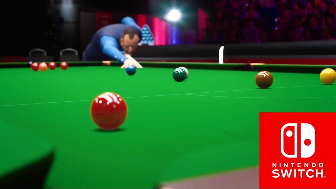 Resultado de imagen de portada Snooker 19 nintendo switch