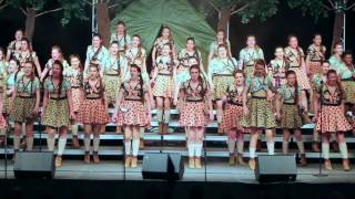 Carmel High School Accents 2017 - Happy Campers