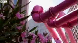Berlin's pink pipes: What are they? Thumbnail