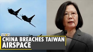 25 Chinese warplanes enter Taiwan defence zone | Taiwan airspace | Latest World English News | WIION