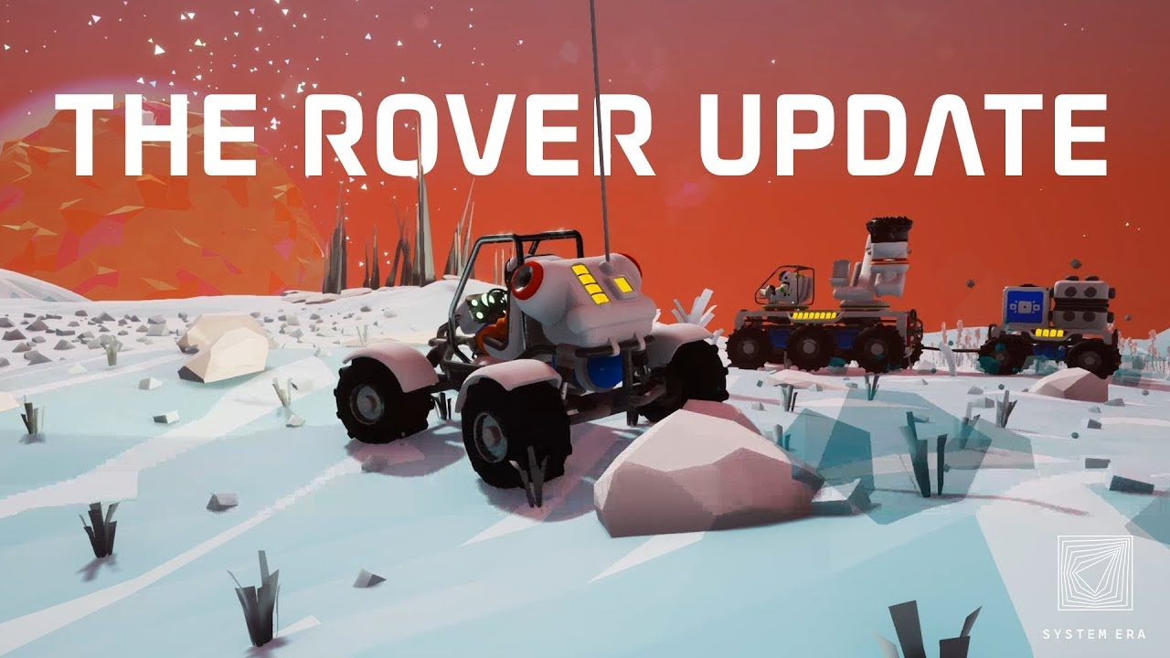 Take a Ride with Astroneer's New Rover Update | Shacknews