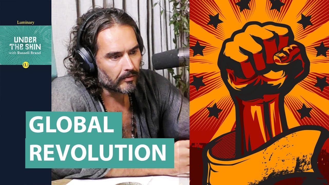 Global Racism & Global Revolution | Russell Brand & Prof. Kehinde Andrews