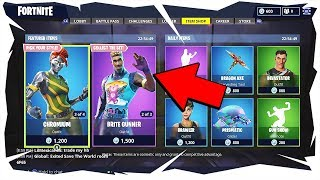 WIE DIE *BRITE GUNNER* IN FORTNITE!