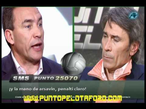 Buyo vs Lobo Carrasco - crece la tensión.........