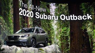 Outback: 2019 New York International Auto Show
