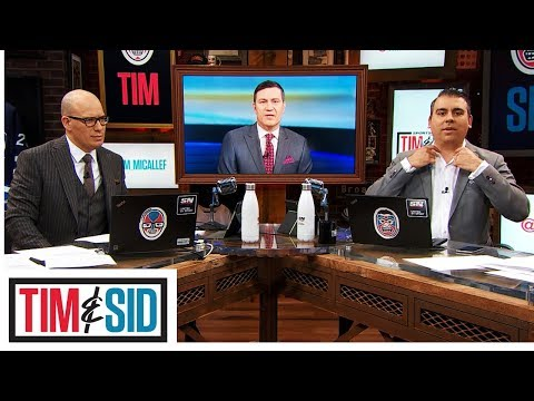 Hampus Lindholm's Hit On Connor McDavid Not Suspension Worthy | Tim and Sid