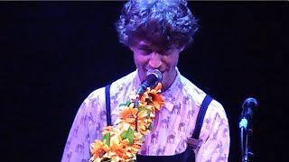 Cosmo Sheldrake, Come Along (live), Rickshaw Stop, San Francisco, CA, July 24, 2019 (HD)
