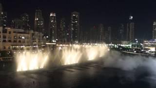 2014 Dubai Fountain 哈里發塔 水舞秀 Michael Jackson - Thriller - Thriller