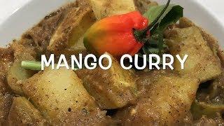 Guyanese Mango Curry|| Diwali 2017- Episode 35