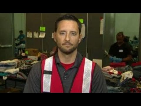 Red Cross spokesperson shares update on Harvey relief