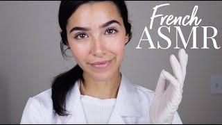 ASMR Français: Examen Medical