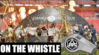 On the Whistle: Community Shield Winners!  'AMN translates Arteta's instructions with intelligence'