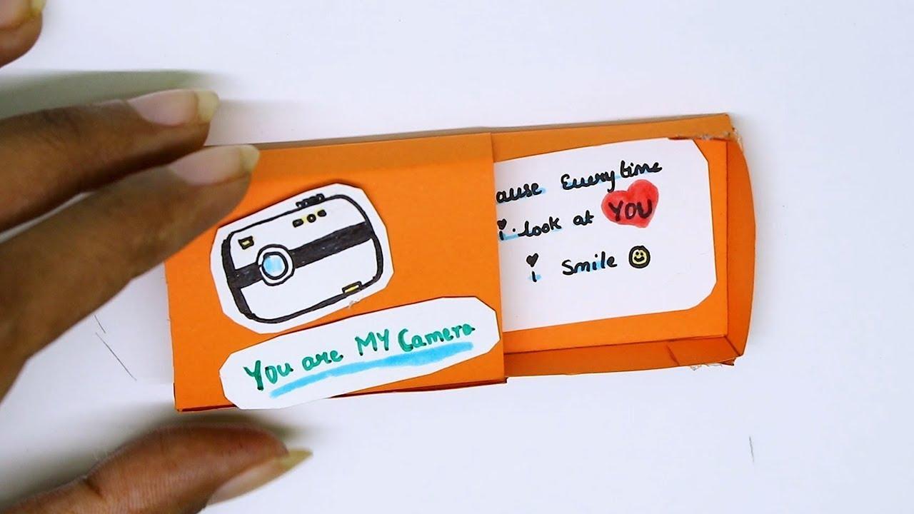 cute hand made gift idea