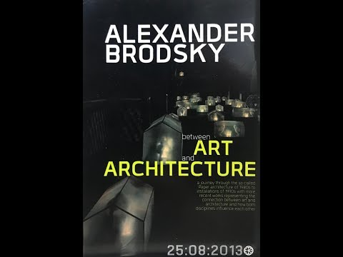 Between Art and Architecture_Part I: Alexander Brodsky in Bangkok 2013